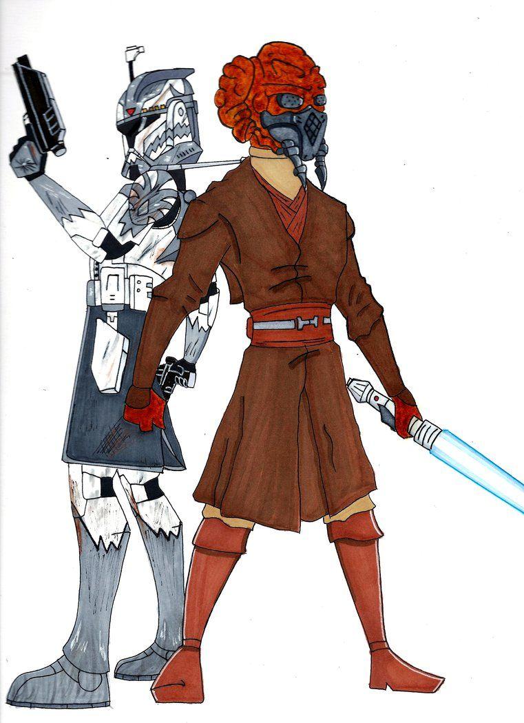 commander cody art works pinterest star starwars and clone
