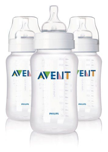 Philips Avent 11 Ounce Bpa Free Classic Polypropylene Bottles 6 Bottles 11 Oz Click On The Image For A Avent Bottles Avent Baby Products Avent Baby Bottles