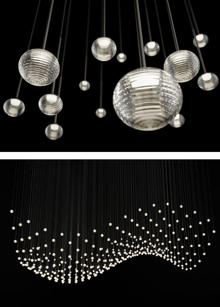 Algorithm: The mathematical poetry of nature - Vibia presents new collection designed by Toan Nguyen @vibialight