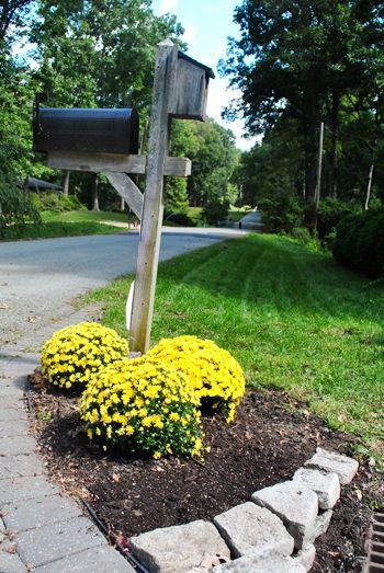 mailmum mailbox landscaping