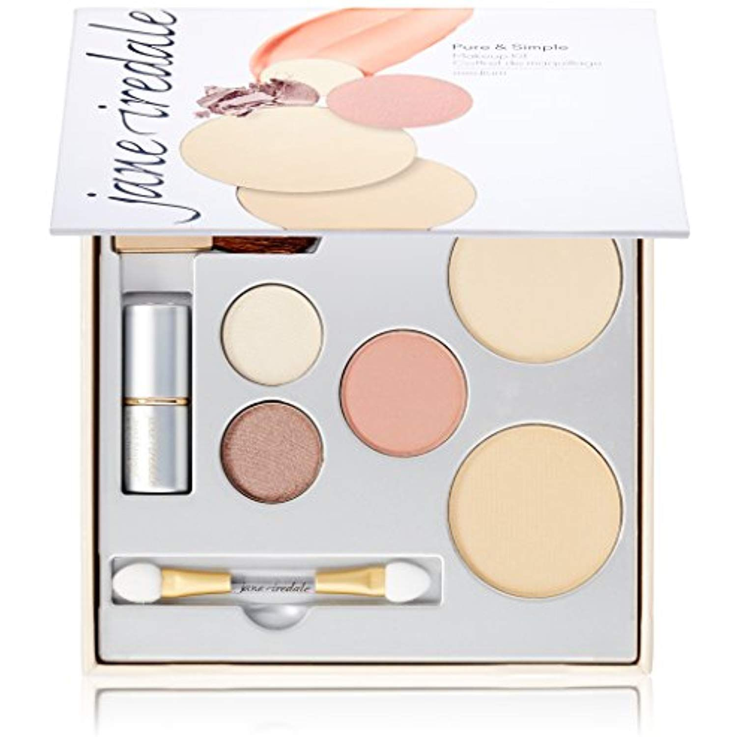 jane iredale Pure FoundationMakeup Simple makeup