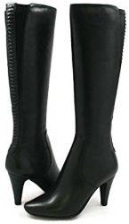 89609bc9c70 SoleMani Slim Calf Paradise Dress Boot   Women's Boots, Shoes & Bags ...