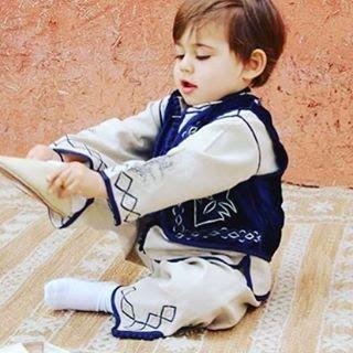 اللباس التقليدي موديلات أطفال صغار Kids Suits Baby Boy Outfits Kids Fashion