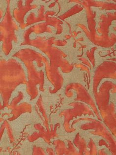 Fortuny fabric orange crush pinterest fortuny fabric sisterspd