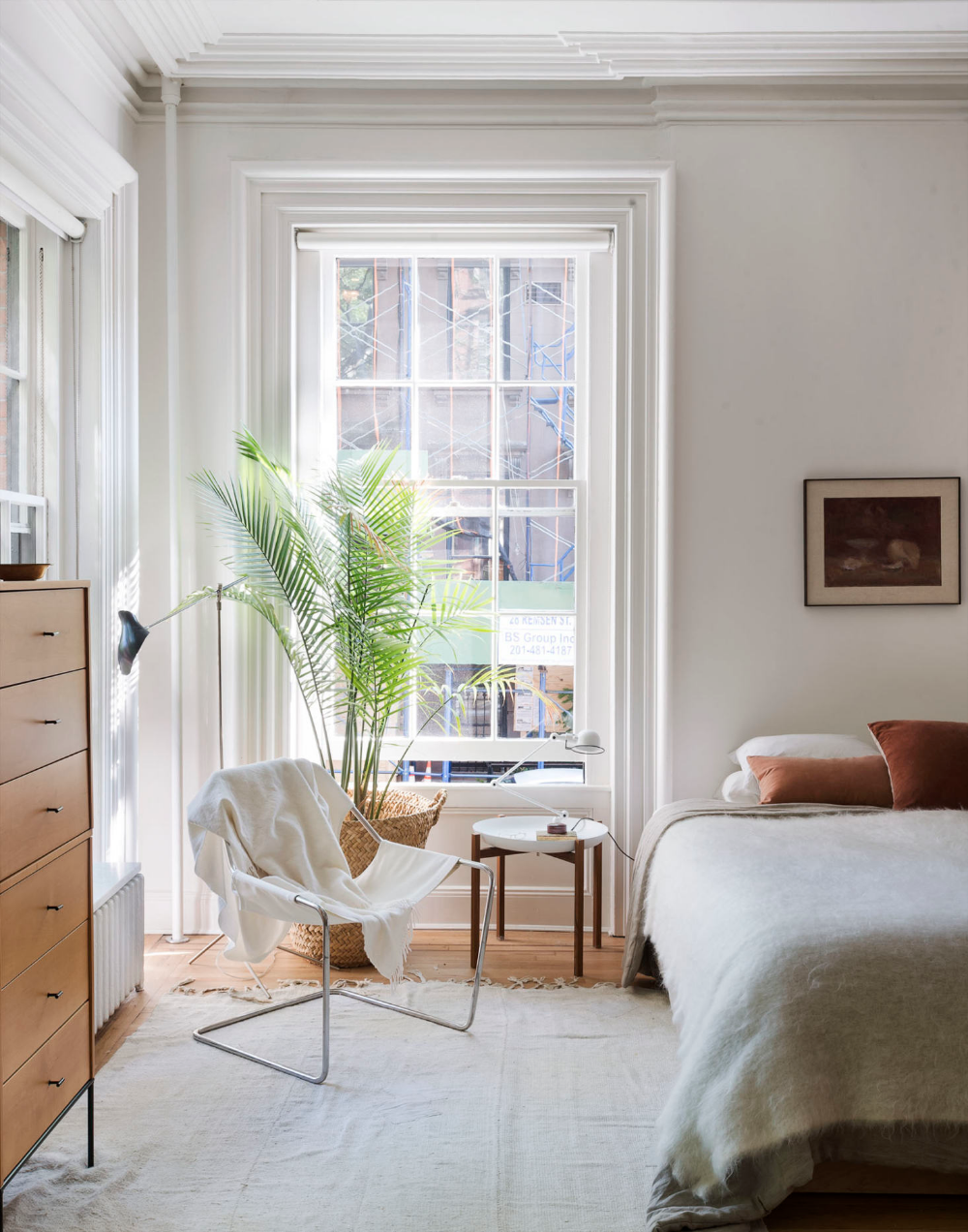 Before/After A Remodelista's Refreshed Parlor Floor Flat