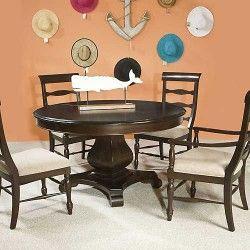 Panama Jack Old Havana 5 Piece Round Table Set