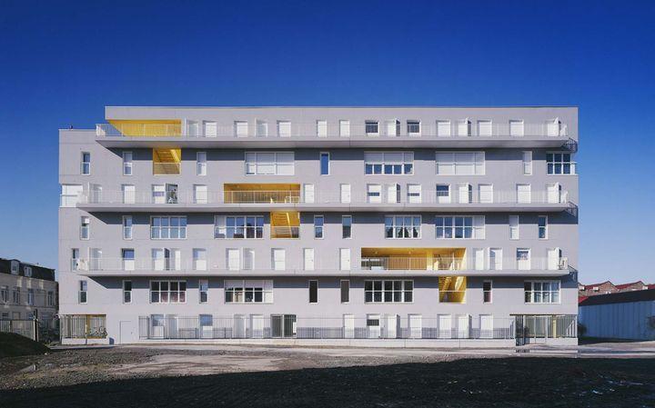 Sophie Delhay 53 logements et espaces partagÉs - sophie delhay architecte - nominÉ