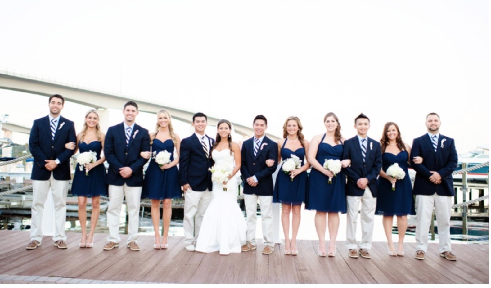 Pin by Jessica Stewart on Wedding Ideas Nautical wedding