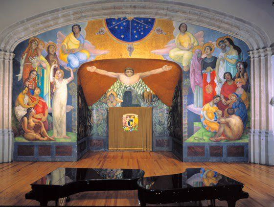 Diego Rivera - La Creacion