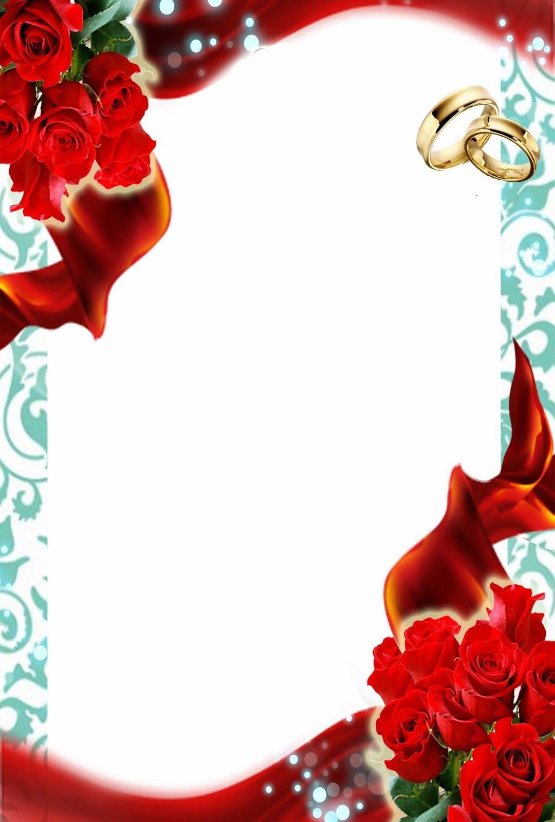 Marcos Para Boda Blanco Y Rojo Png Buscar Con Google Wedding Invitations Wedding Invitations