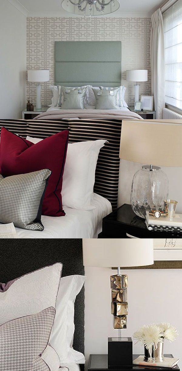 Hotel Guest Room: Luxury Table Lamp, Featured In Luxury Residence, UK