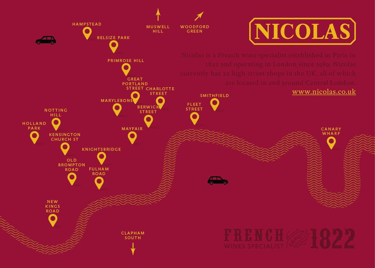 Nicolas Wine Shops In London Wine Finder Gifts For Wine Lovers Wine Bottle Holders