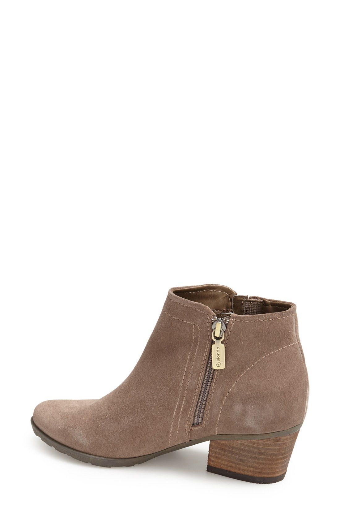 d22fbb98d54 Blondo  Valli  Waterproof Ankle Bootie (Women)