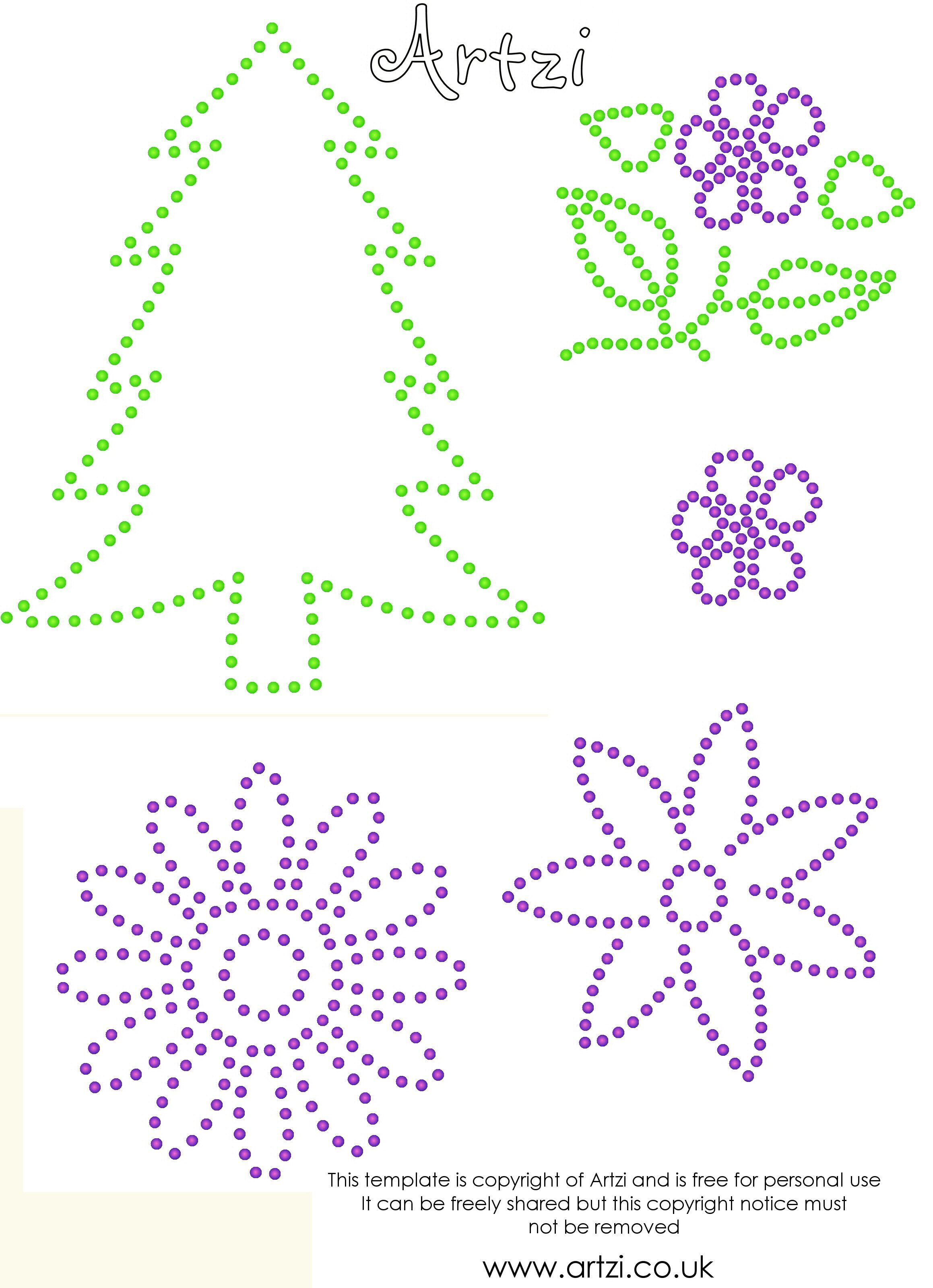 Western free rhinestone template downloads | download the gsd file.