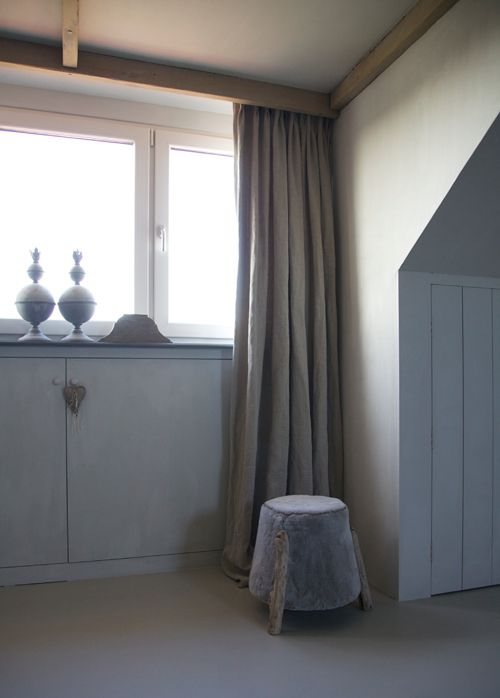 Gordijnen dakkapel google zoeken zolder pinterest zoeken gordijnen en google - Slaapkamer met zichtbare balken ...