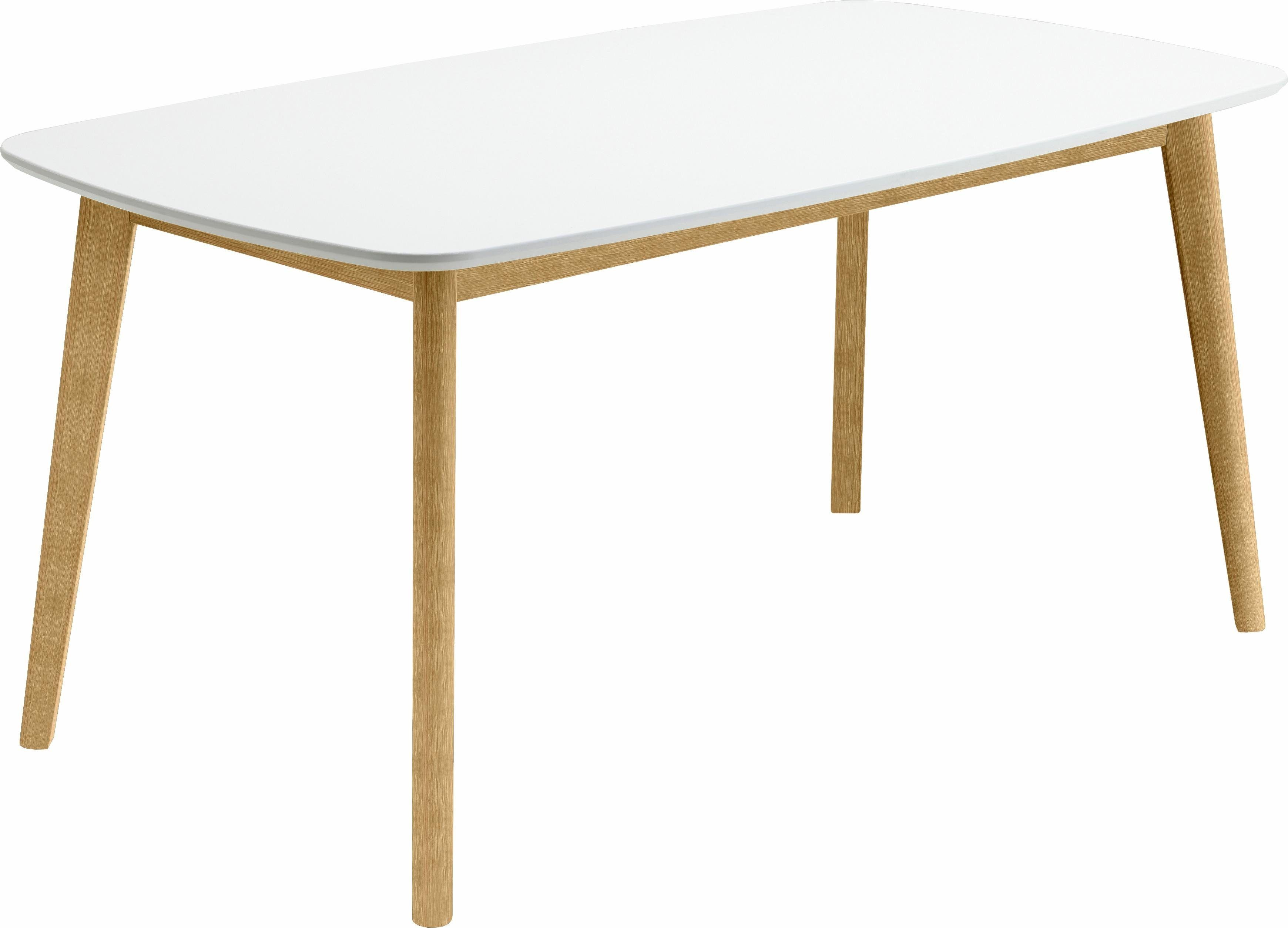 Niehoff Sitzmobel Esstisch Beige Breite 140 Cm Soho Fsc