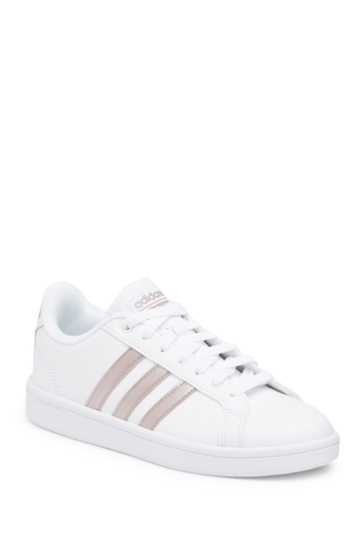 adidas | Cloudfoam Advantage Leather Sneaker | Nordstrom Rack