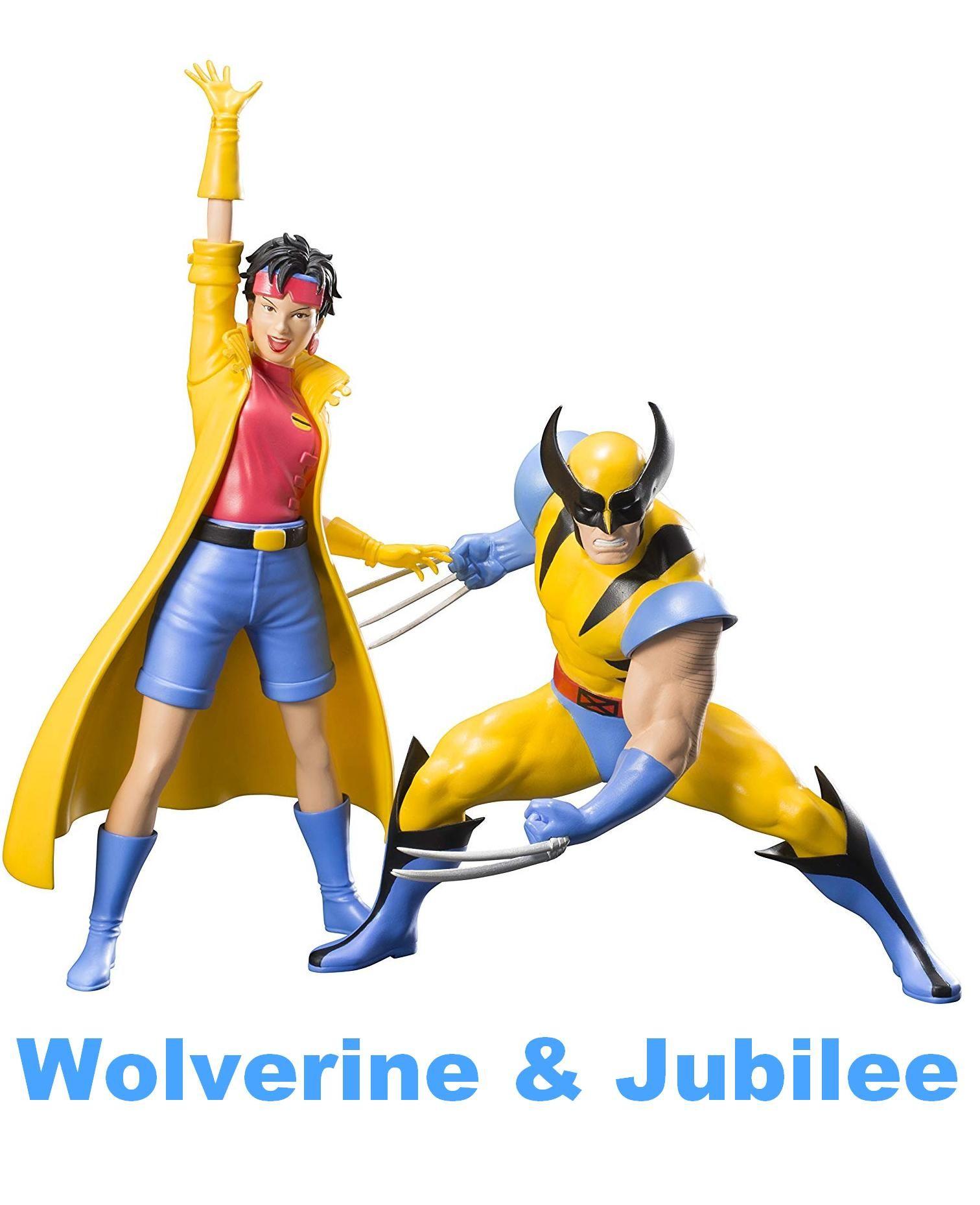 Wolverine Jubilee Statue Marvel X X Men Wolverine
