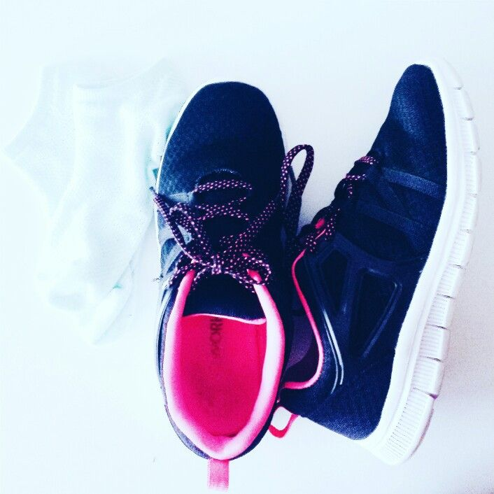 air. Memory foam trainers from Primark