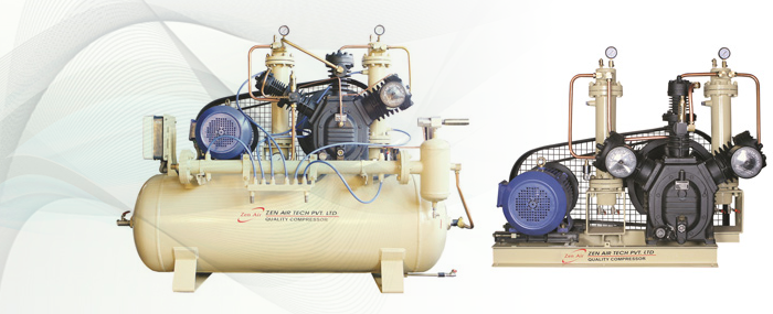 Manufacturers of Water Cooled Air Compressor, Air