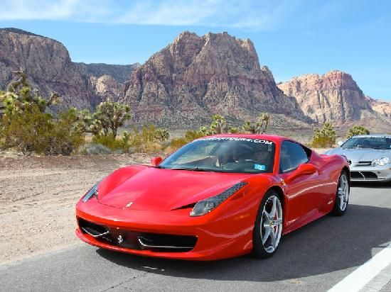 vegas driving lamborghini class ferrari a more drive las test world pin