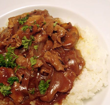 Hayashi Raisu Rice Japanese Beef Stew Just Hungry Japanese Beef Stew Japanese Beef Japanese Beef Stew Recipe