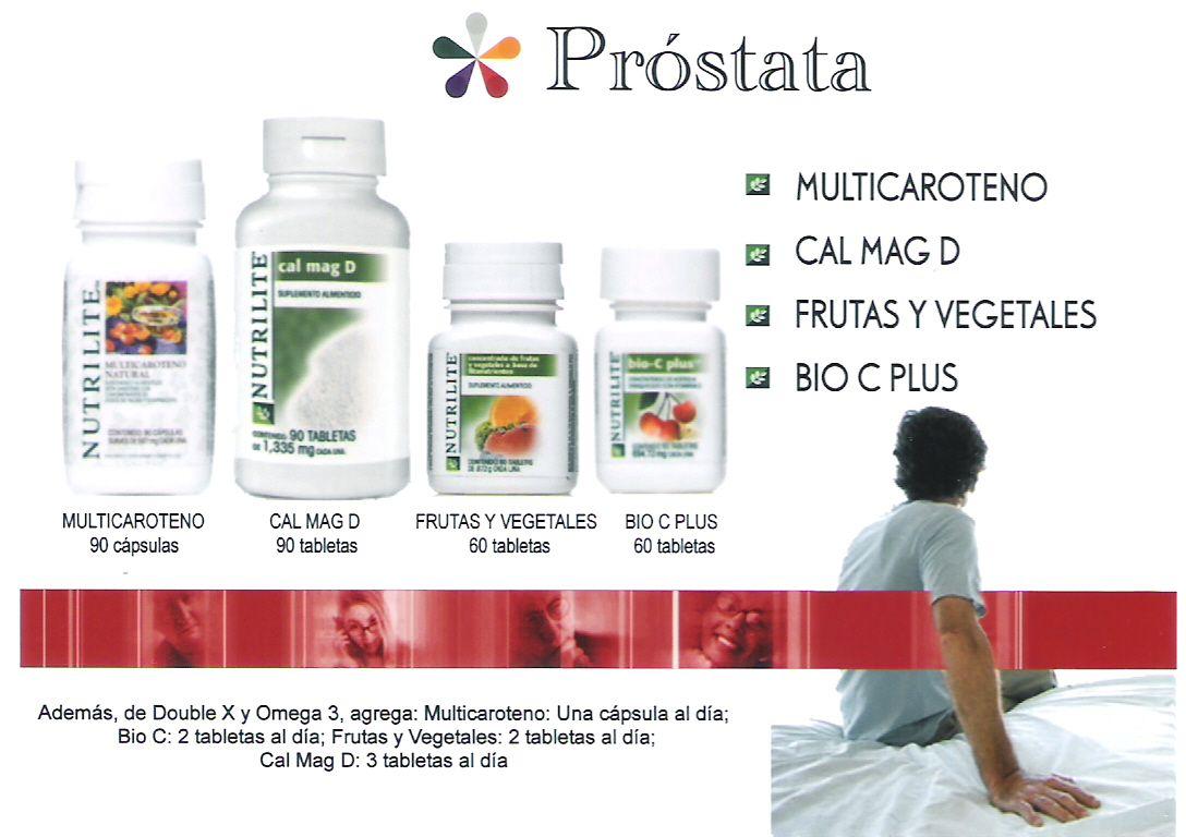 amway india salud de la próstata