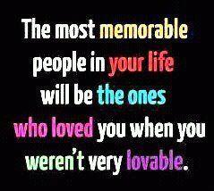 me, often