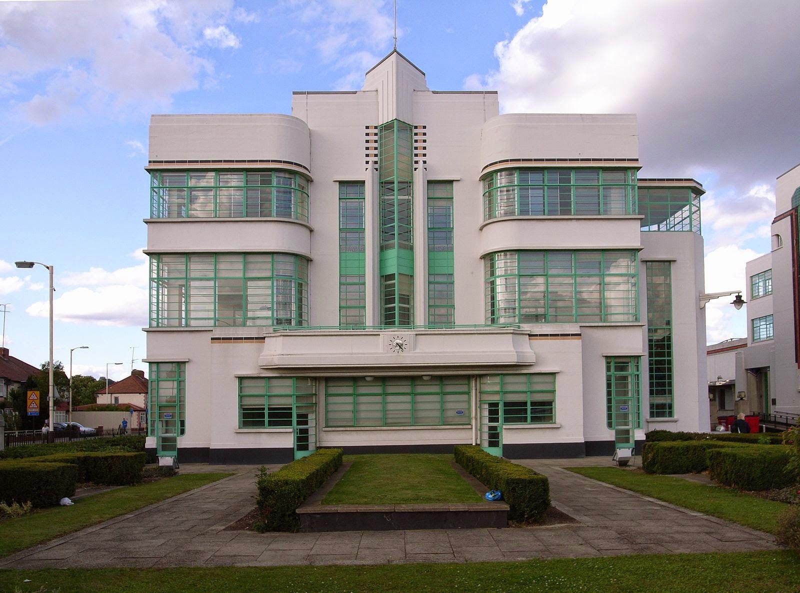 Art Deco Architecture in London | Art Deco Architectual Buildings ...