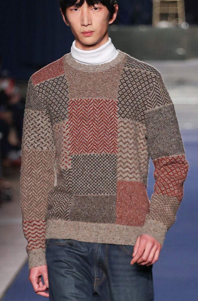 Brooks Brothers Fall 2018 Menswear Fashion Show   Knitwear ...