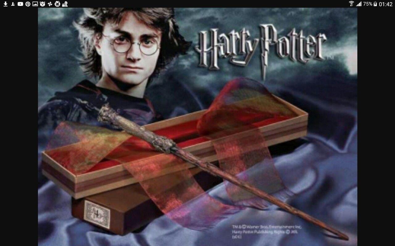 Pin De Lusia Zielinska En Vee99 Varita Magica Harry Potter Harry Potter Películas De Harry Potter