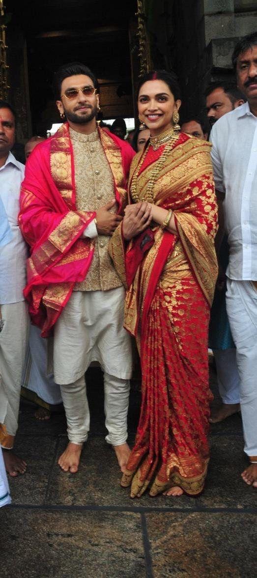 Deepika Padukone and Ranveer Singh look smitten in love as ...