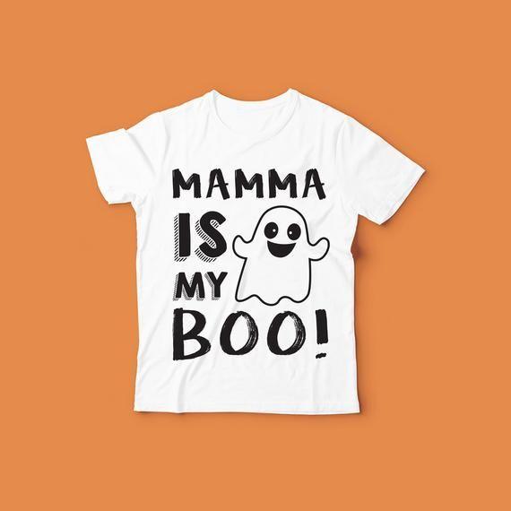 Halloween T Shirt Ideas Diy.Halloween T Shirt Design Mamma Is My Boo Diy Kids