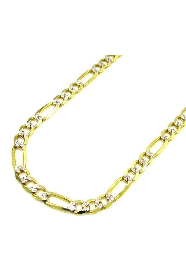 24 inch 18 karat gold chain