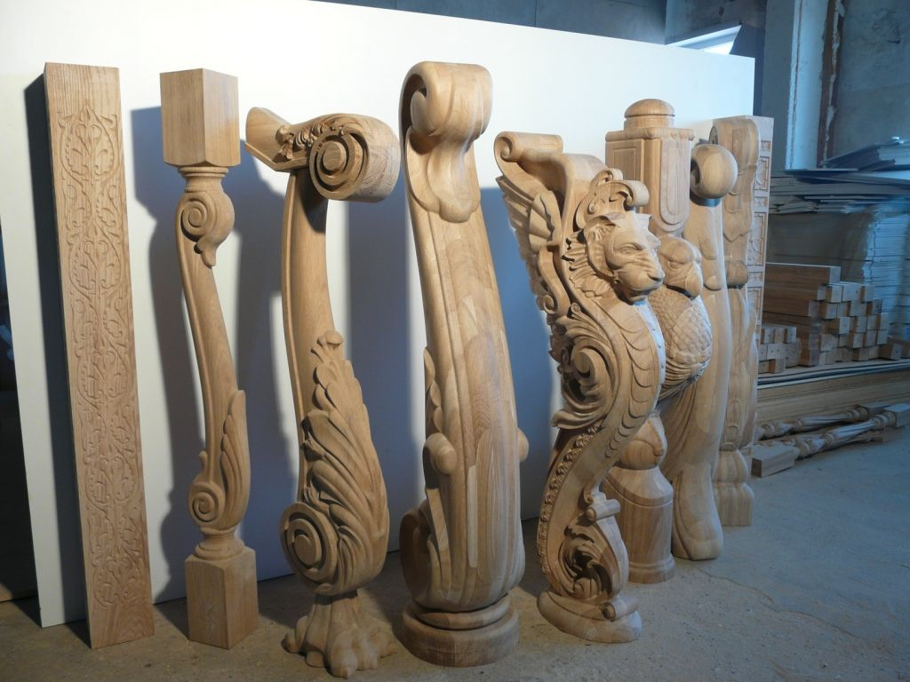 Резные столбы из дерева своими руками фото 372