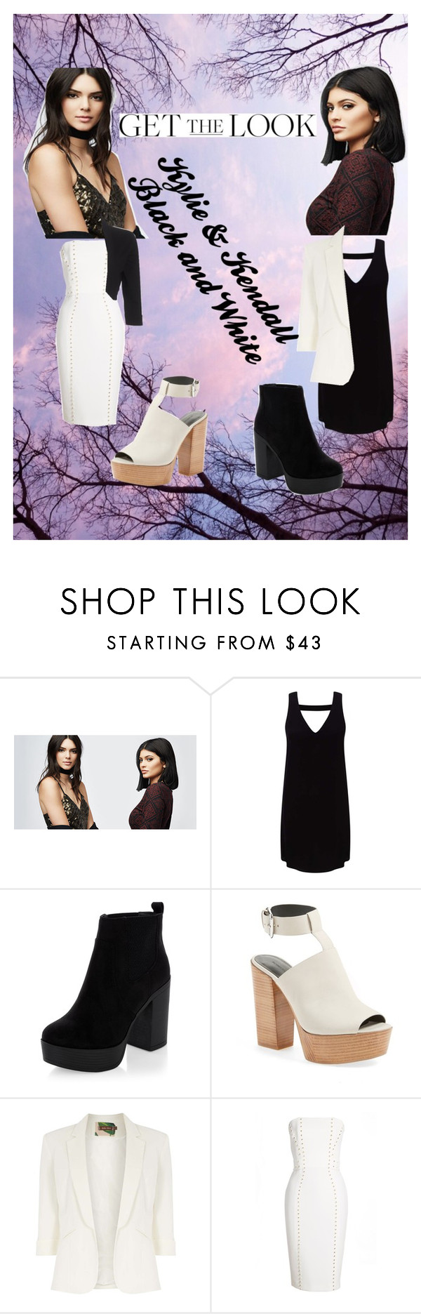 """Untitled #122"" by nikki-12-luv ❤ liked on Polyvore featuring PacSun, Miss Selfridge, New Look, Rebecca Minkoff, Jolie Moi, Versace, Phase Eight, GetTheLook and celebritysiblings"