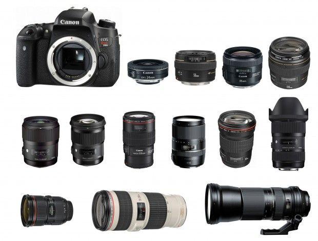 best lenses for canon eos rebel t6s t6i dslr camera looking for recommended lenses for your. Black Bedroom Furniture Sets. Home Design Ideas
