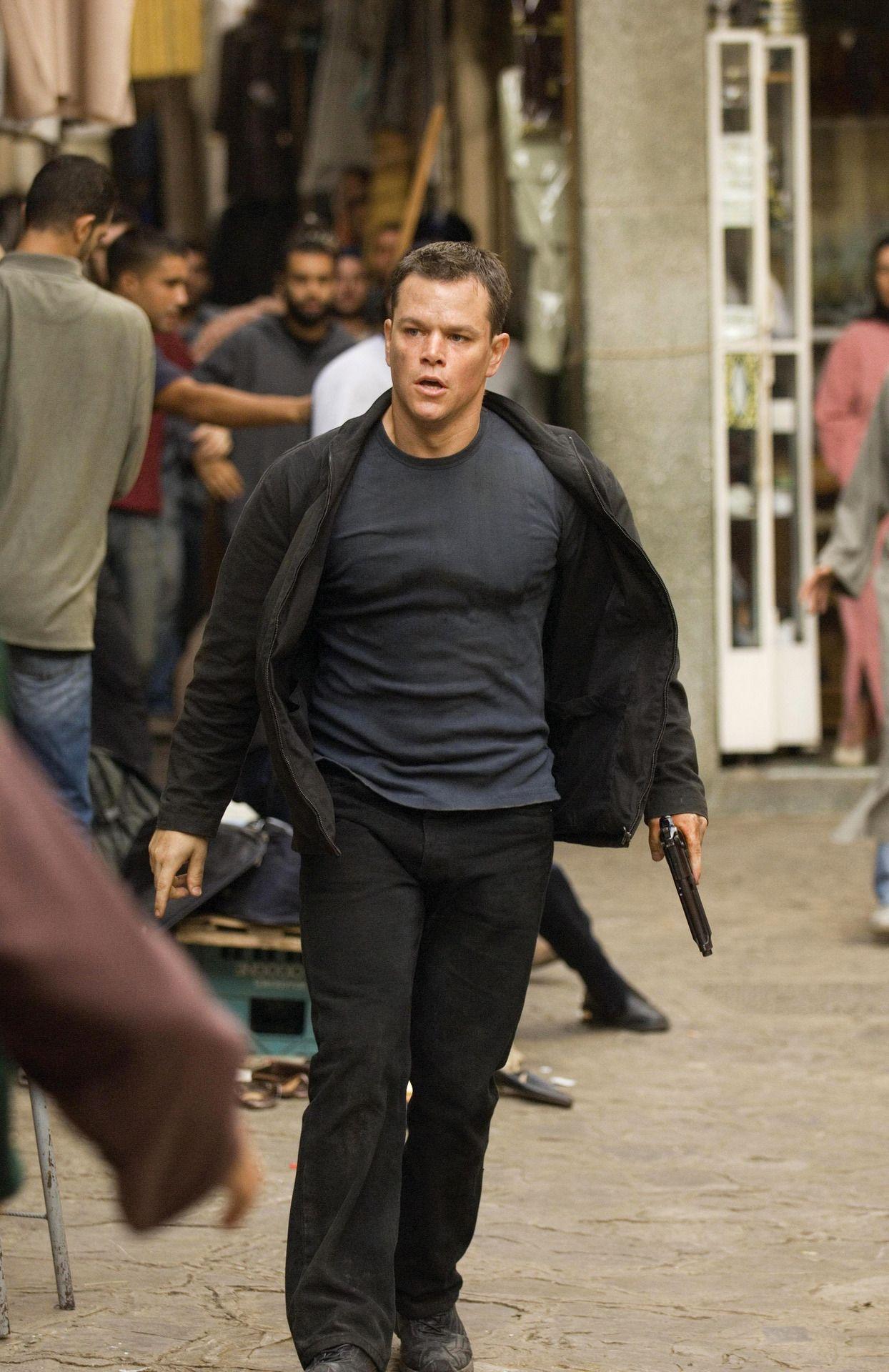 Bourne Matt Damon Tony Gilroy Jason Bourne