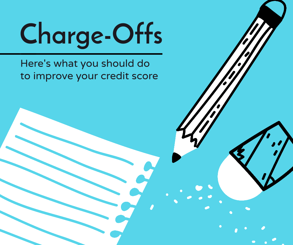 I Have A Charge Off On My Credit Report Should I Pay The Bill Improve Credit Score Credit Report Improve Your Credit Score