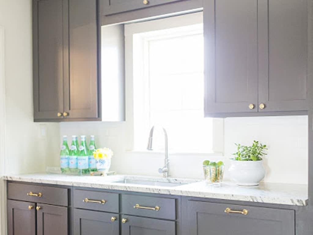 Color Wheel Update: Urbane Bronze | Bronze kitchen ...