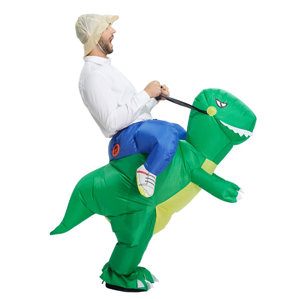 Halloween Inflatable Child Adult Costume Kids Party Dinosaur ...