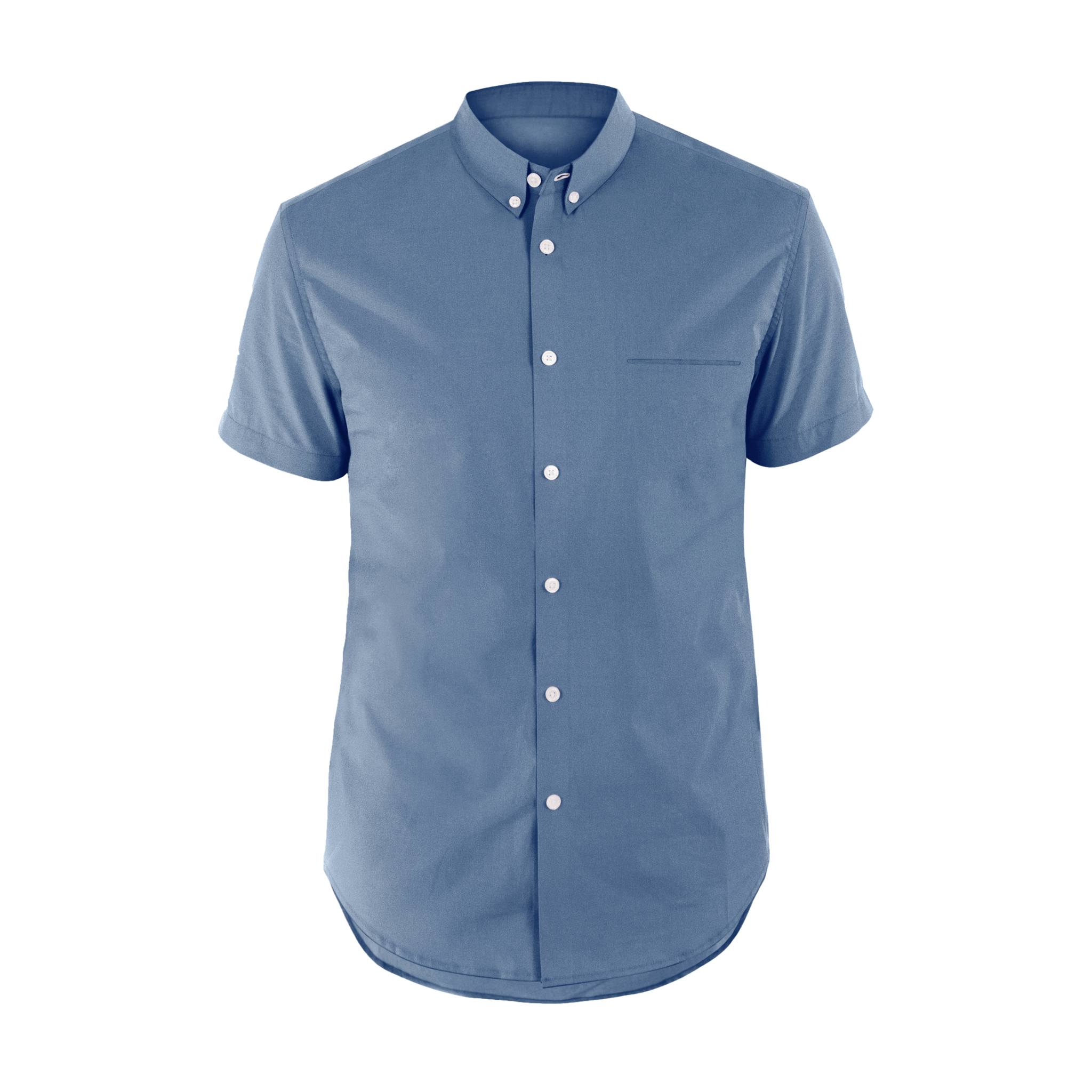 Short Sleeve Button Down Shirt, Gemini Shortsleeve | MINISTRY OF SUPPLY