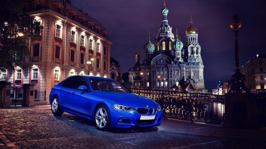 Bmw Blue Car Free Download Hd Wallpapers Bmw Blue Bmw Blue Car