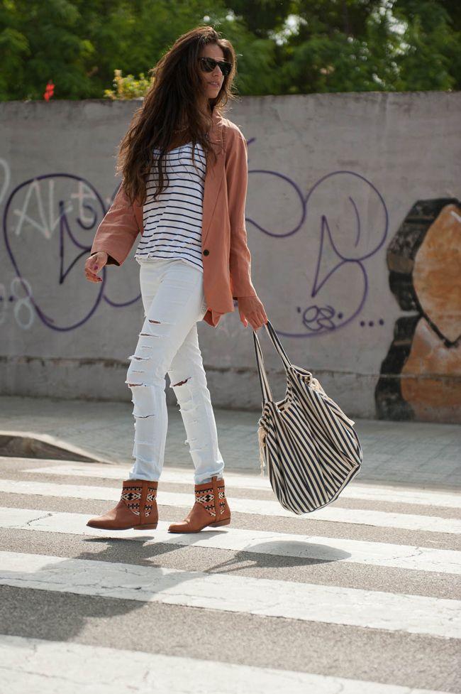 ethnic boots    www.streetdressed.com