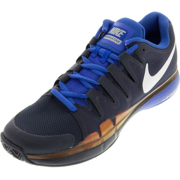 Designed with speed in mind, the Nike Men\u0027s Zoom Vapor 9.5 Tour Tennis Shoes  deliver
