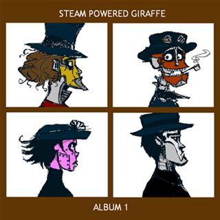 Pin By Kailyn Smith On Steam Powered Giraffe Steam Powered Giraffe Baby Giraffe Giraffe