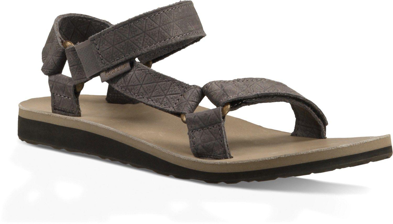 5c742e60a1e29 Teva Female Original Universal Leather Diamond Sandals - Women s ...