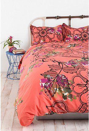 Lace Floral Cotton Percale Duvet http://www.urbanoutfitters.com/urban/catalog/productdetail.jsp?id=22926414&color=095&itemdescription=true&navAction=jump&search=true&isProduct=true&parentid=A_DEC_BEDDING