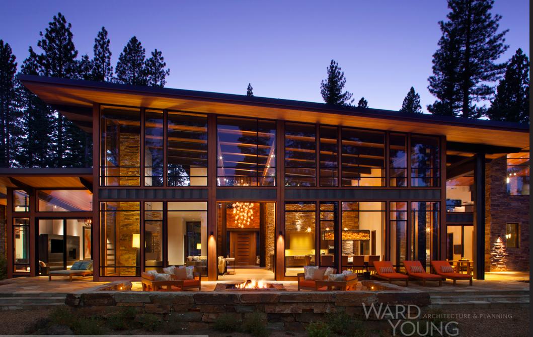 Pin By Adam Hauseman On Home Ideas Modern Mountain Home Rustic