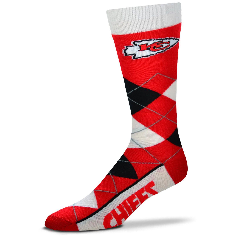 Atlanta Falcons Argyle Lineup Socks